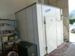 Immagine di cella frigo marca Costan mt 2*2,50 con motore interno marca Benefit
