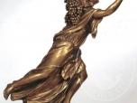 Immagine di Scultura in bronzo dorato