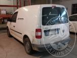 Immagine di LOTTO 3: Autocarro Volkswagen Caddy 2 posti km. 249.109 tg. DF138PF imm. 2007 CON LIB E CDP (TRASCRIZIONI: PROVVEDIMENTO GENERICO+FALLIMENTO)