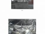 Immagine di prototipo marciante, scocca Cadillac, ecc