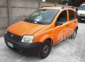 Fall. Assist Italia srl n. 163/2018 - Lotto 3: Autocarro Fiat Panda tg. DX063ET