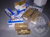 Stock di prodotti per ufficio (Toner, cartucce colori, tastiere arredo ufficio e attrezzature varie)