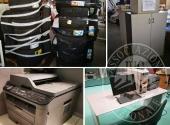 Agenzia ENTRATE e RISCOSSIONE n. 87/2018 - Arredi ufficio oltre che n.100 pneumatici di varie marche e misure
