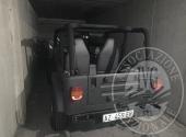 Autovettura JEEP WRANGLER 4.0 benzina , Kw. 130,00 ,targata AZ 459 ER