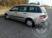 -Autovettura FIAT STILO 1.9 JTD targata CF 468 WY