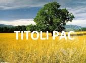 N.18 TITOLI PAC  ISCRITTI AL REGISTRO NAZIONALE TITOLI