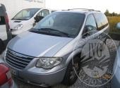 AUTOVETTURA GRAND VOYAGER TG. DA047WK ANNO 2006 CIL. 2776 GASOLIO
