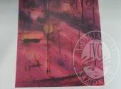 Fall. Parco Visconti Borromeo Srl n. 575/2015 - 45 litografie su carta 50 x 70 a firma Bragaglia