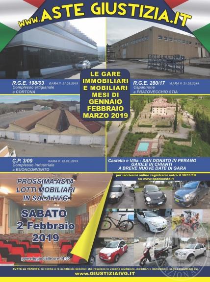 CATALOGO VENDITE IMMOBILIARI - Febbraio 2019